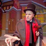 """Philip Paul Kelly as Scrooge in """"A Christmas Carol."""""""