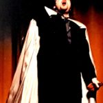 """Philip Paul Kelly performing as Monsieur D'Arque in """"Beauty and the Beast the Musical."""""""