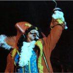 "Philip Paul Kelly as Captian Hook in ""Peter Pan The Musical."""